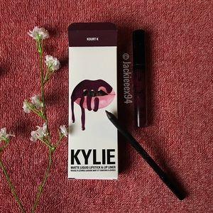 Kylie Lip Kit - Kourt K